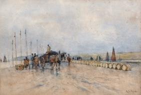 Archibald David Reid (1844-1908) British. Loading