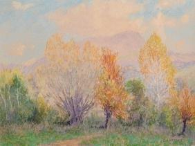 Charles Joshua Kelsey (1870-1960) British. A Summer