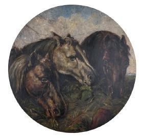 After John Frederick Herring (1795-1865) British. A