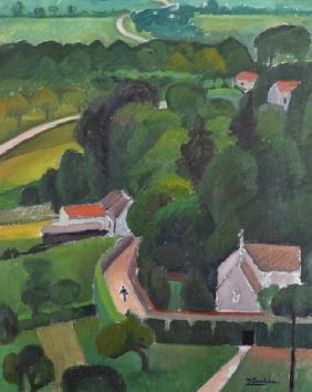 Z... Lewitska (19th - 20th Century) French. A
