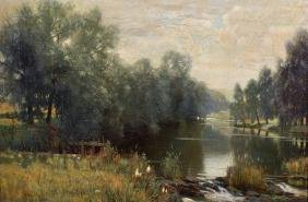 "Thomas Bromley Blacklock (1863-1903) British. ""The"