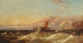 William Henry Williamson (1820-1883) British. A