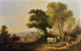 Charles Towne (1763-1840) British. An Extensive