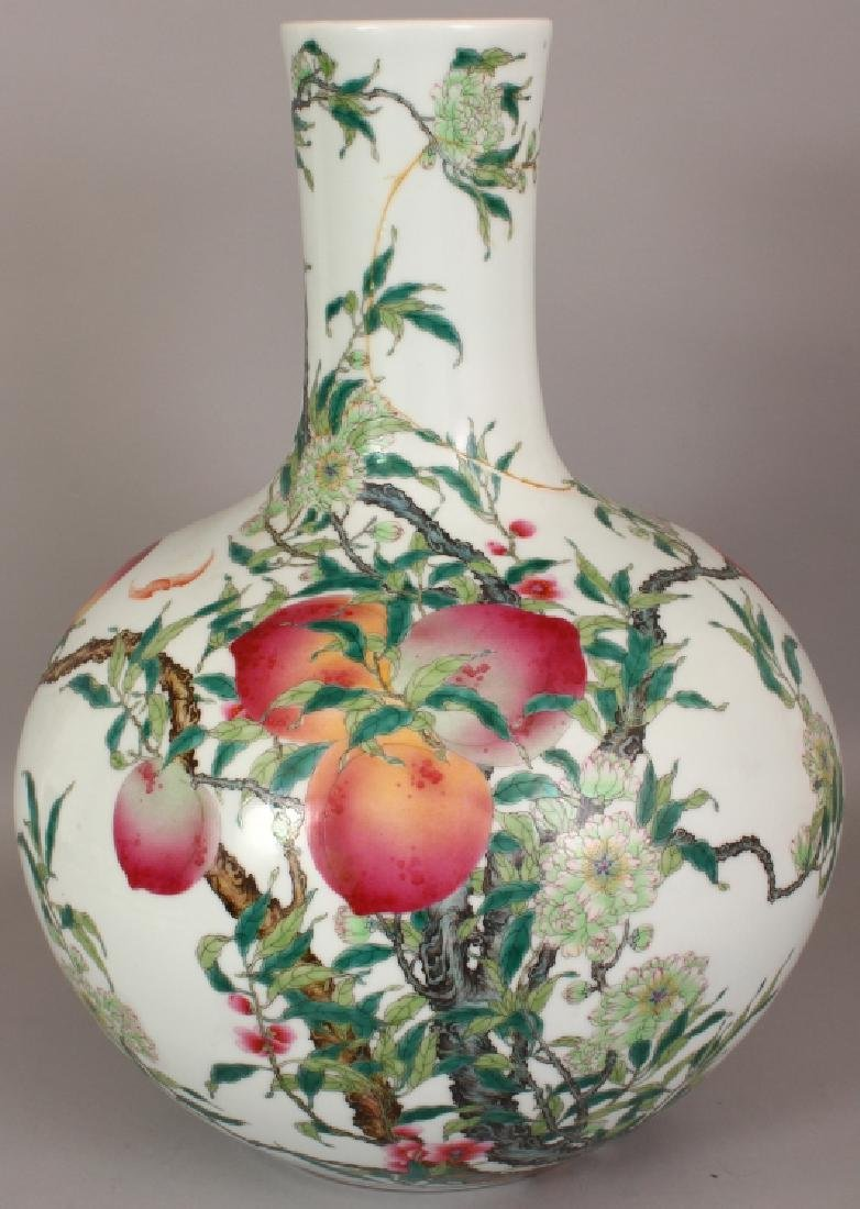 A FINE QUALITY EARLY 20TH CENTURY CHINESE FAMILLE ROSE
