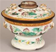 AN UNUSUAL GOOD QUALITY CHINESE GUANGXU PERIOD FAMILLE