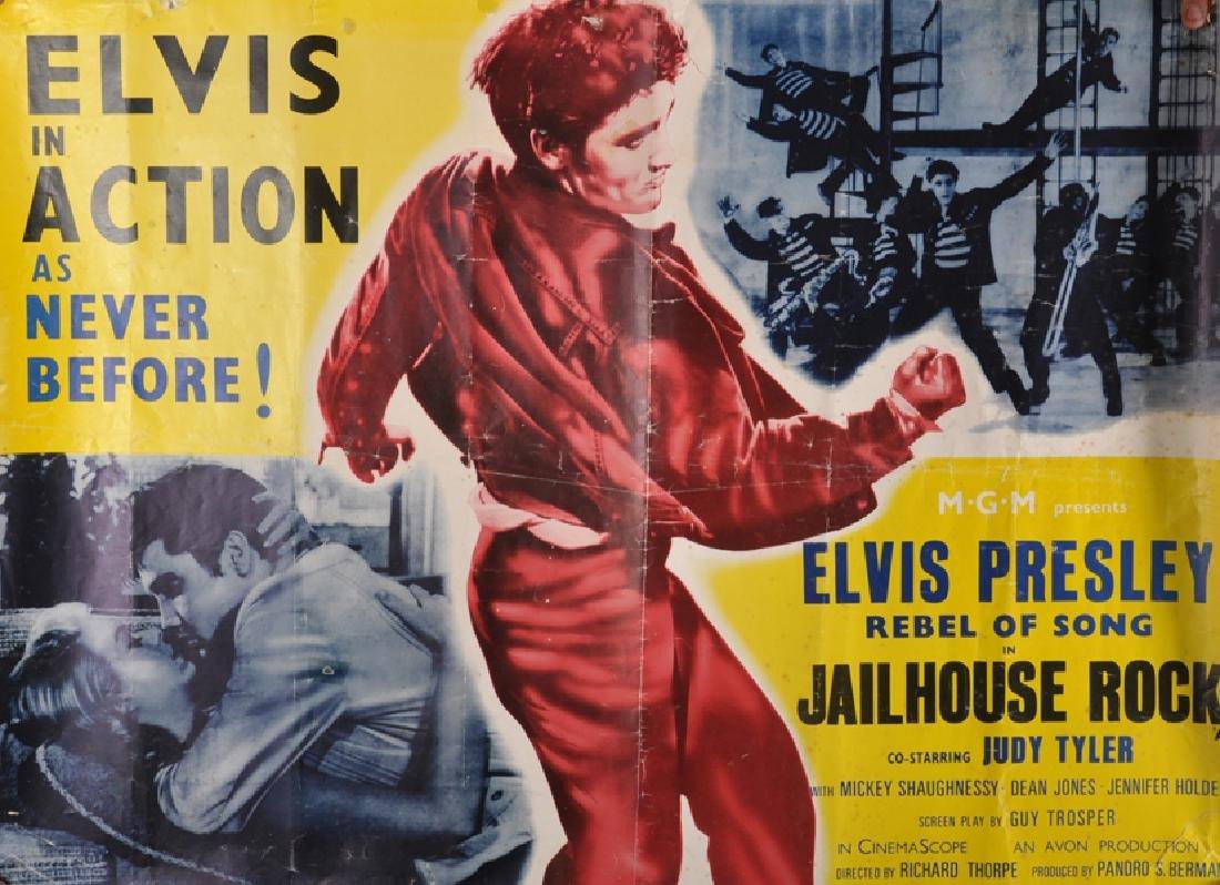 """Elvis Presley (1935-1977) American. """"Jailhouse Rock"""","""
