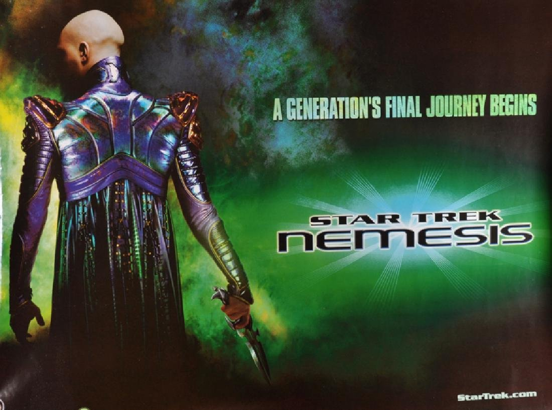 "United International Pictures. ""Star Trek, Nemesis"","