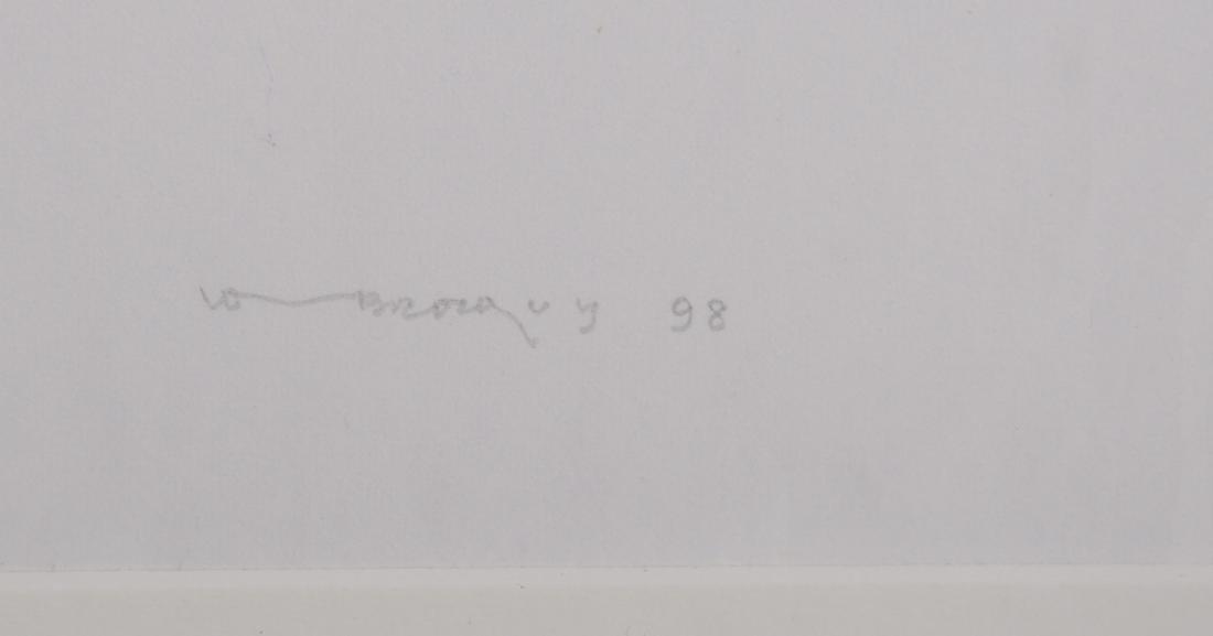 "Louis Le Brocquy (1916-2012) Irish. ""Being"", - 3"