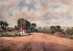 Wilfred William Ball 18531917 British Hogs Back