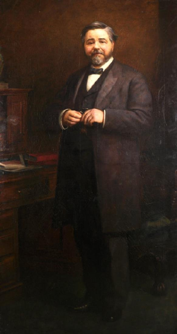 Arthur Trevethin Nowell (1862-1940) British. A Full
