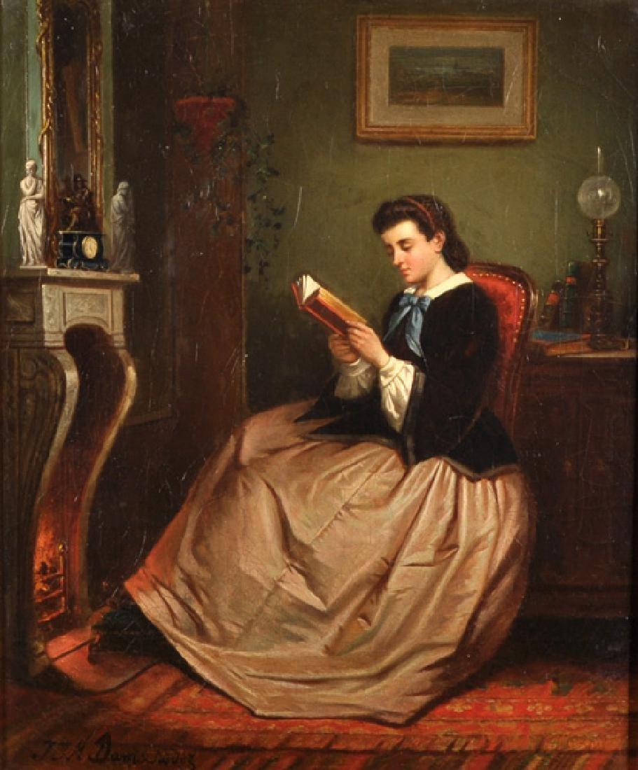 Jan Jacobus Matthijs Damschreuder (1825-1905) Dutch. An