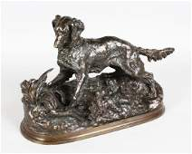 PIERRE JULES MENE 18101879 FRENCH A SUPERB BRONZE
