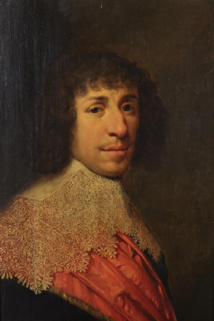 Michiel Jansz Van Mierevelt (1567-1641) Dutch. A Bust