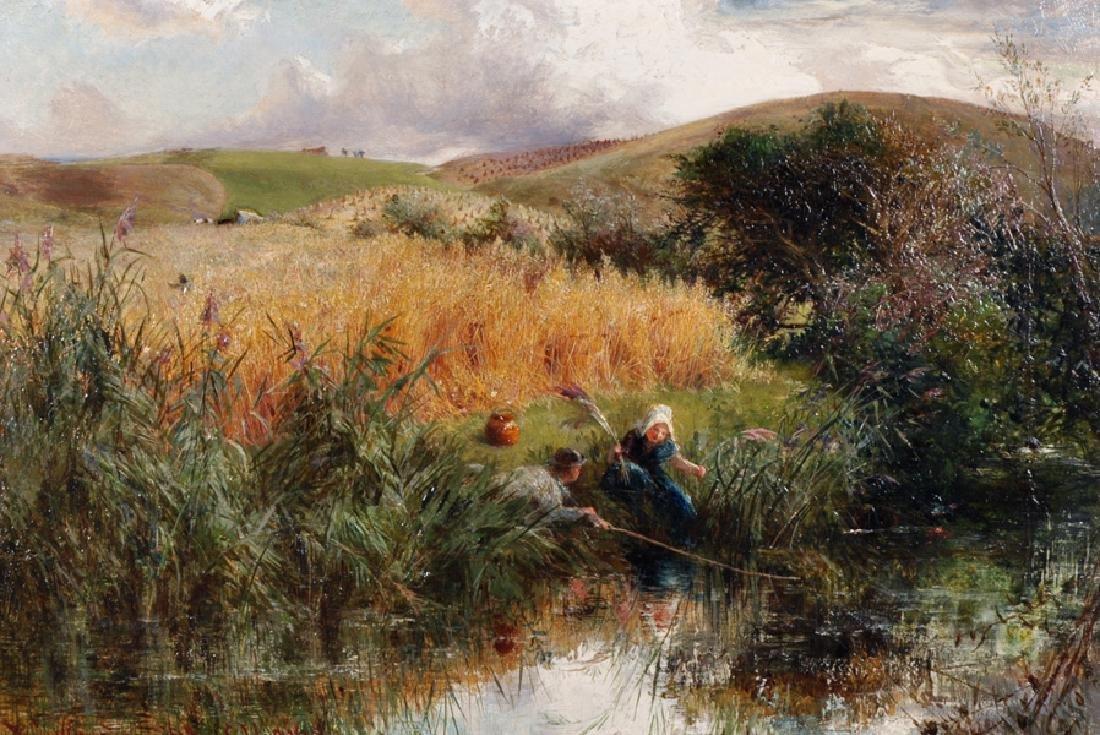 Charles James Lewis (1830-1892) British. 'Children