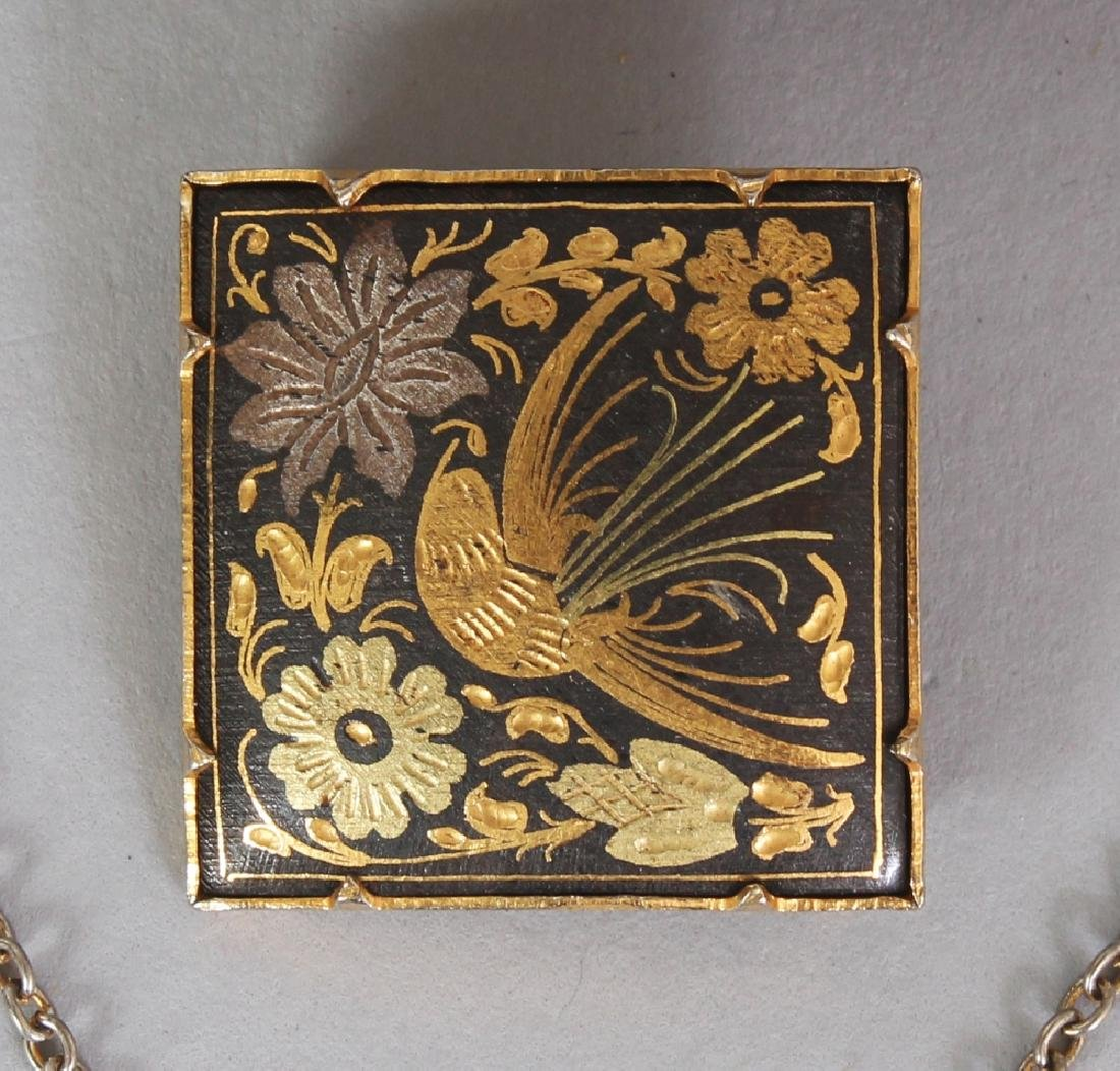 A GROUP OF EARLY 20TH CENTURY GILDED METAL KOMAI STYLE - 4