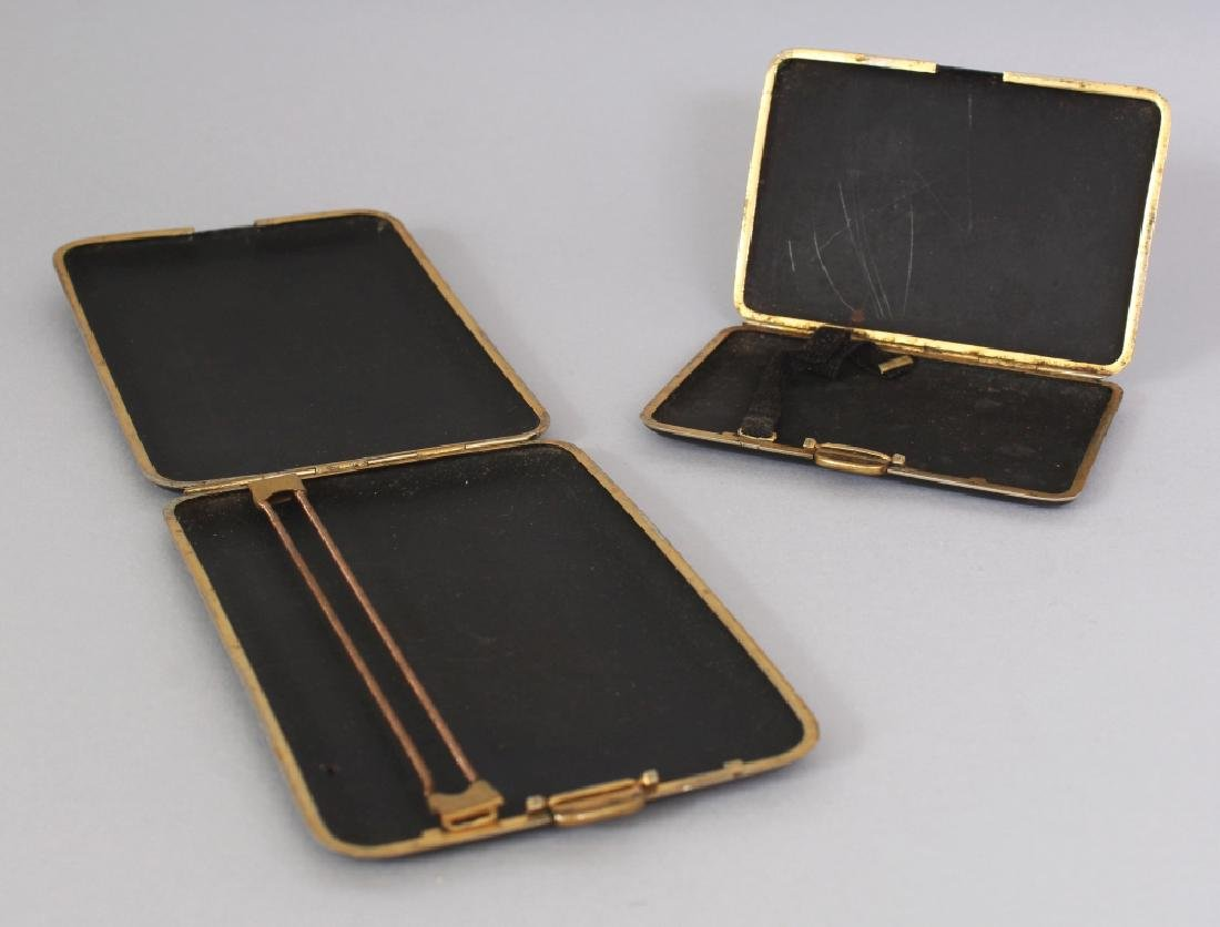 TWO EARLY 20TH CENTURY JAPANESE KOMAI STYLE GILT & - 5