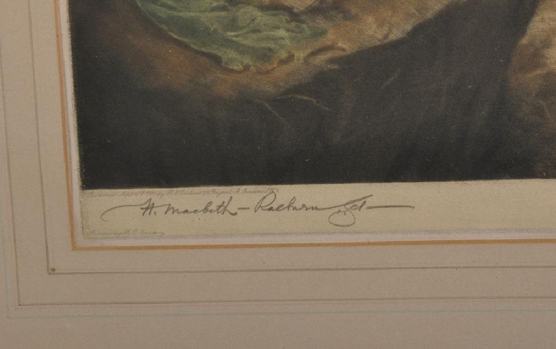 "Henry Macbeth-Richardson (1860-1947) British. ""Dr - 3"
