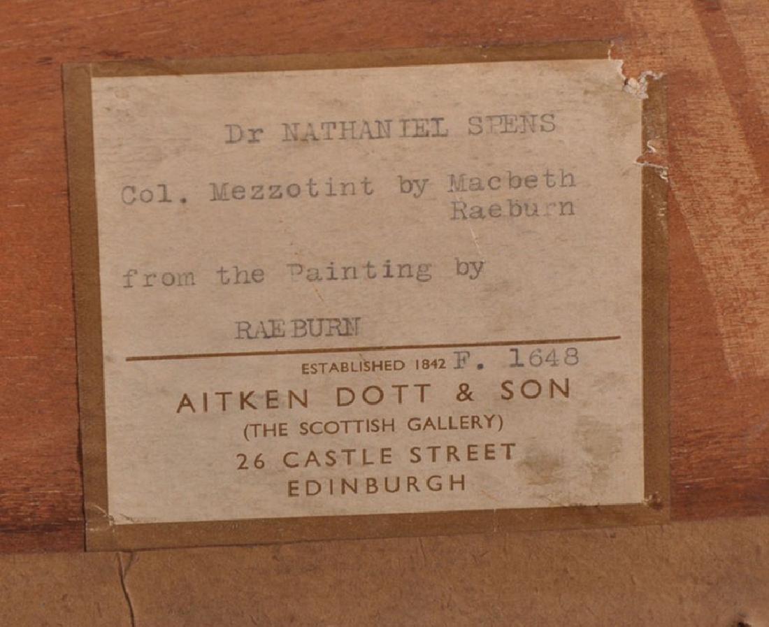 "Henry Macbeth-Richardson (1860-1947) British. ""Dr - 5"
