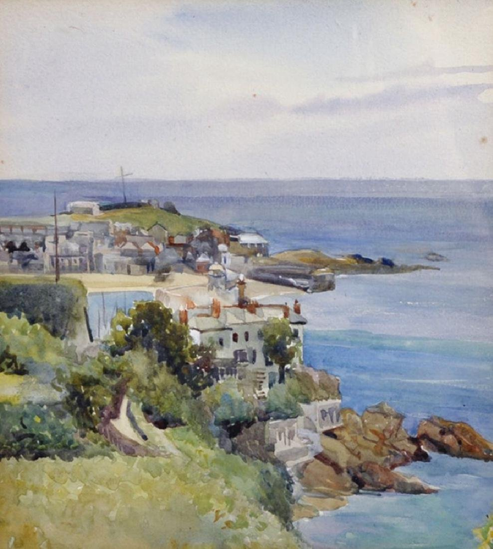 Winifred Percy Biddle (19th - 20th Century) British.