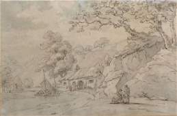 Circle of Thomas Rowlandson 17561827 British A