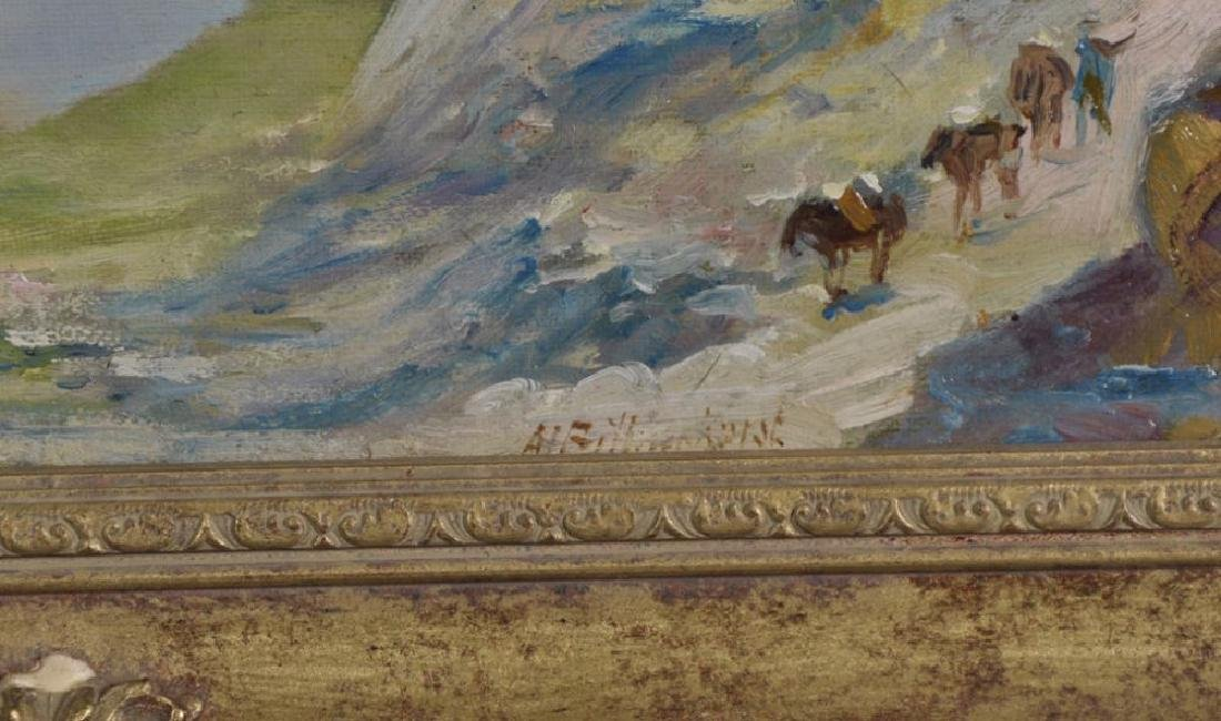 "Alfred John Billinghurst (1880-1963) British. ""Toledo"", - 3"