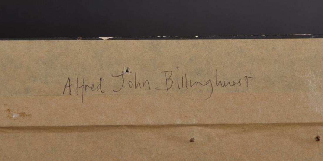 "Alfred John Billinghurst (1880-1963) British. ""Toledo"", - 4"