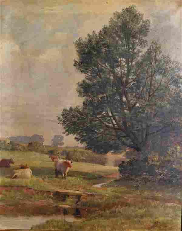 Circle of Henry William Banks Davis (1833-1914)