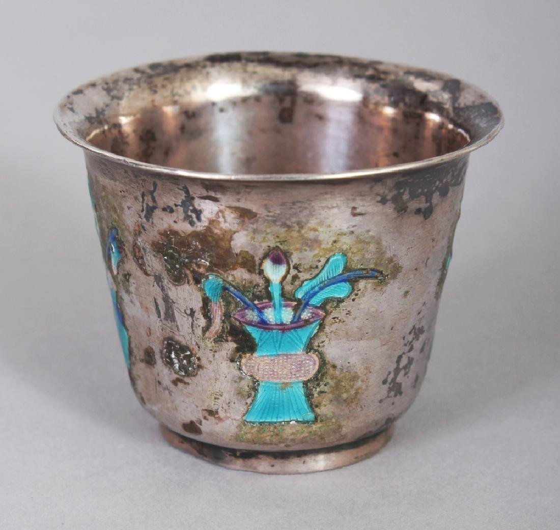A GOOD QUALITY LATE 19TH/EARLY 20TH CENTURY CHINESE - 4