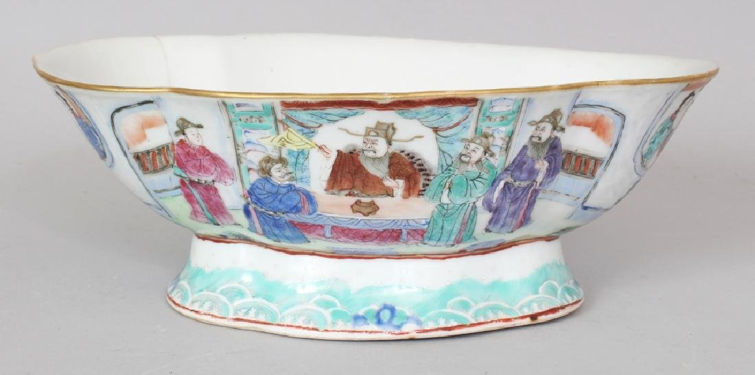 A 19TH CENTURY CHINESE DAOGUANG MARK & PERIOD FAMILLE