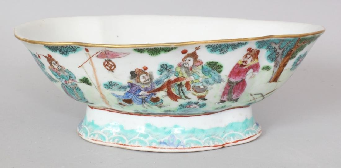 A 19TH CENTURY CHINESE DAOGUANG MARK & PERIOD FAMILLE - 3