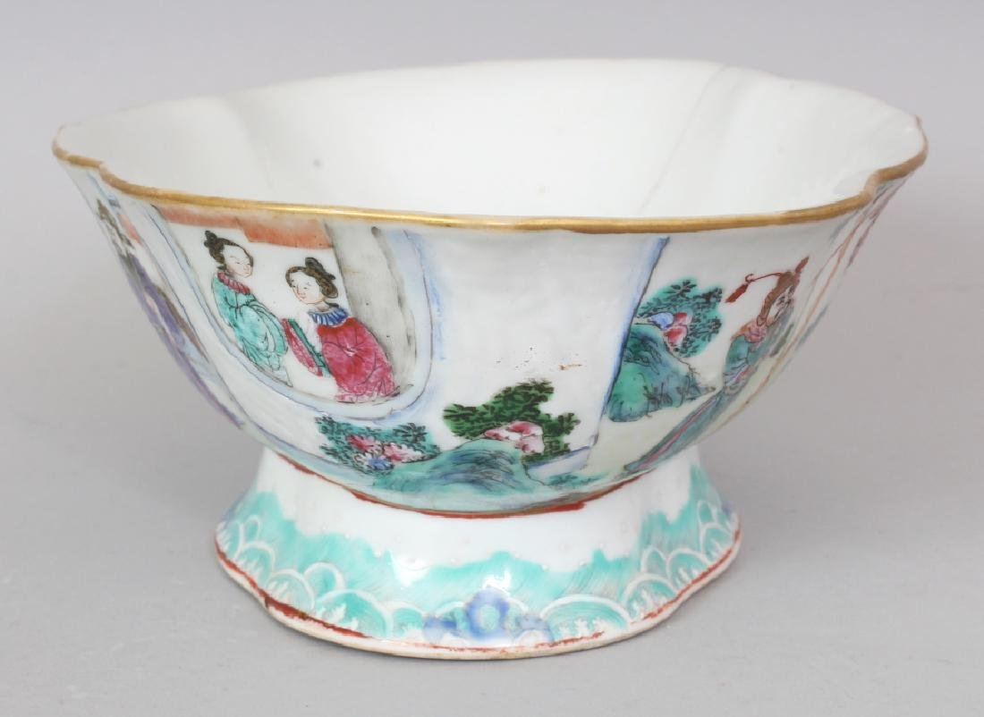A 19TH CENTURY CHINESE DAOGUANG MARK & PERIOD FAMILLE - 4
