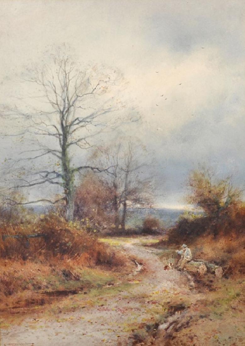 Henry John Sylvester Stannard (1870-1951) British. A