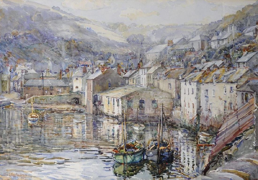 George Lilly Anderson (19th-20th Century) British.