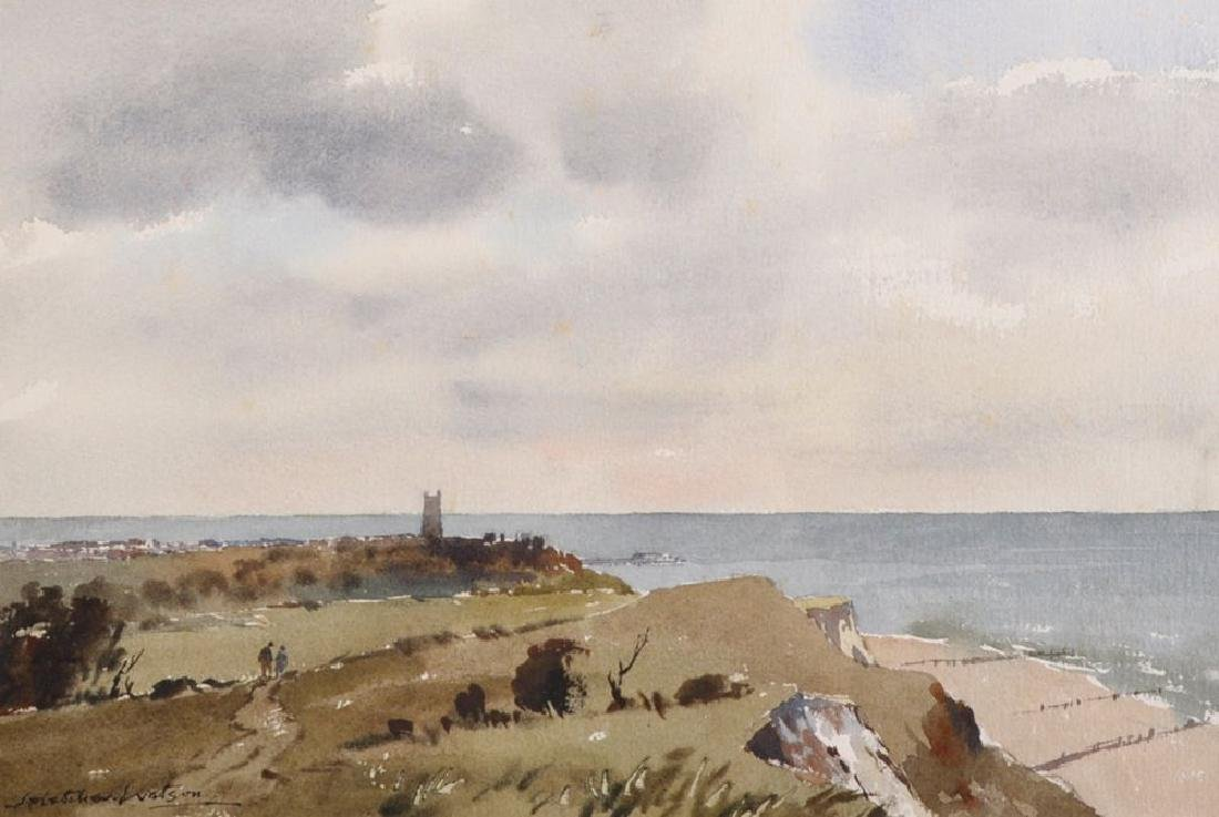 "James Fletcher Watson (1913-2004) British. ""Cromer from"