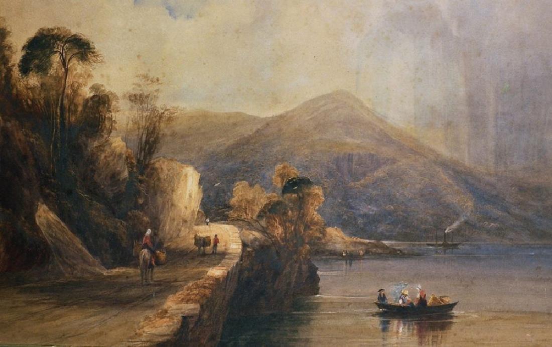 Anthony Vandyke Copley-Fielding (1787-1855) British. A