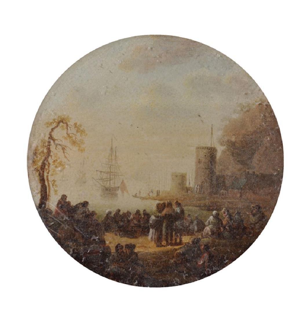 Circle of Jacques-Willem Van Blarenberghe (c.1679-1742)