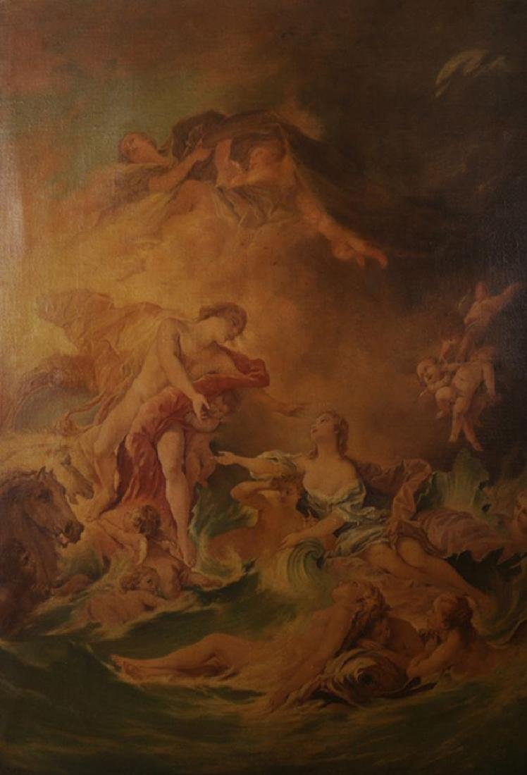 G...Le Grys (19th Century) Continental. A Mythological