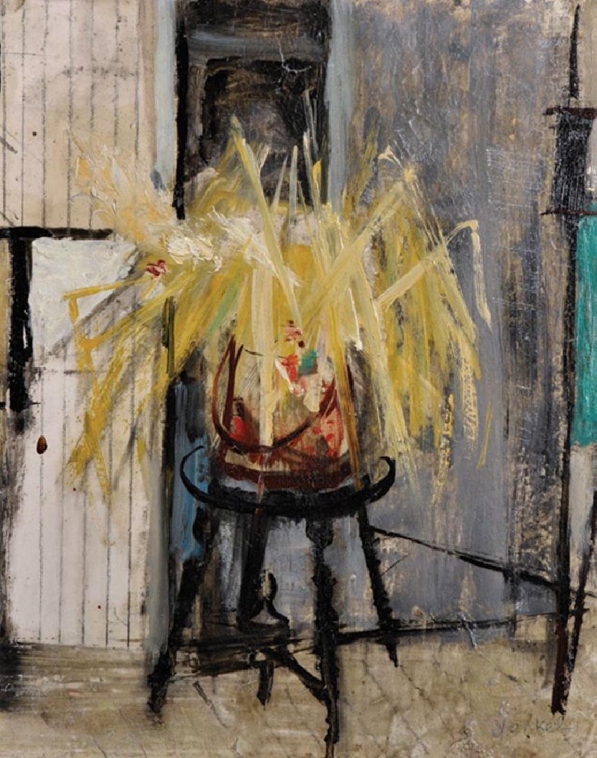 Jacques Yankel 'Kikoine' (1920-2004) French. A Bowl of