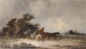 George Augustus Williams 18141901 British Going to
