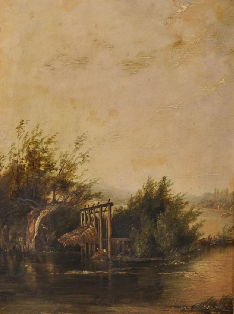 Circle of Augustus Wall Callcott (1779-1844) British. A