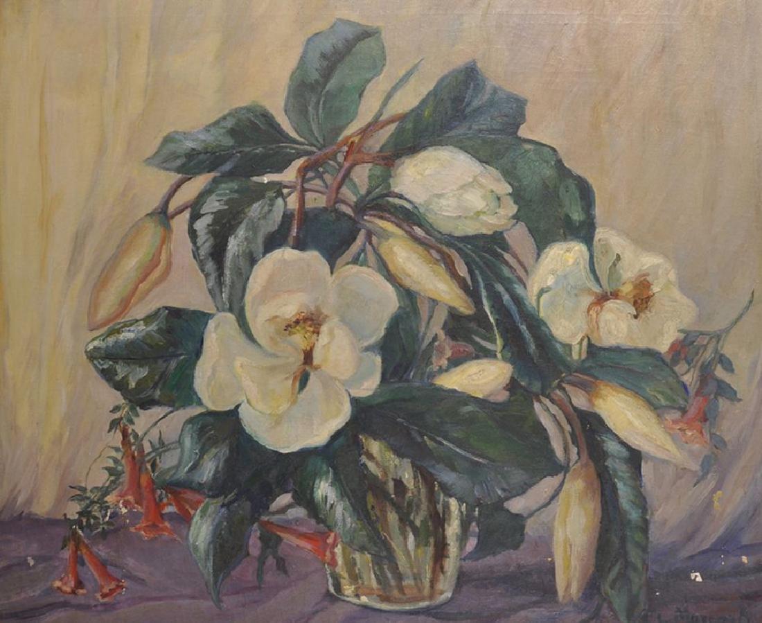 Clara Lotte Von Marcard-Cucuel (19th/20th Century)