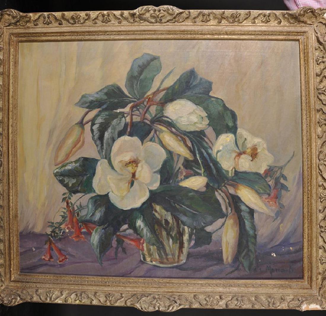Clara Lotte Von Marcard-Cucuel (19th/20th Century) - 2