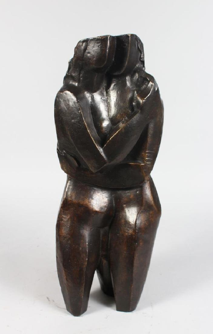 AFTER OSSIP ZADKINE (1890-1967) RUSSIAN  AN ABSTRACT