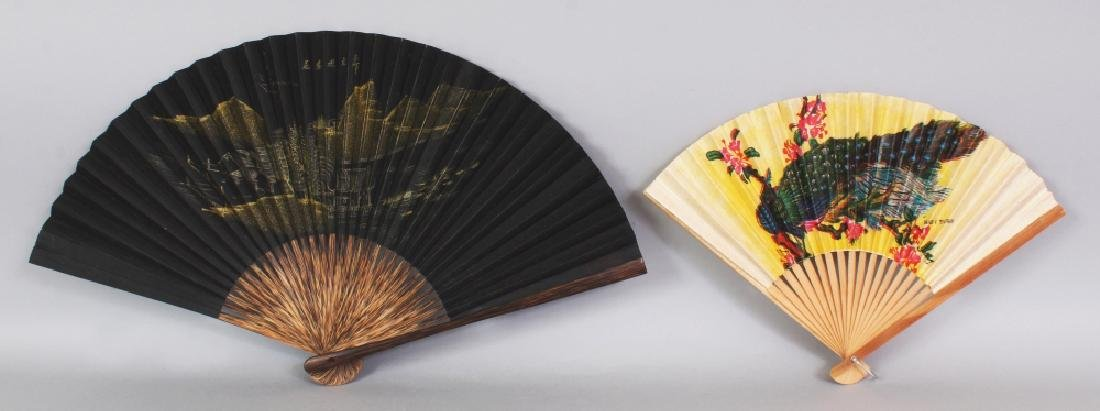 A 20TH CENTURY CHINESE BLACK GROUND GILT DECORATED
