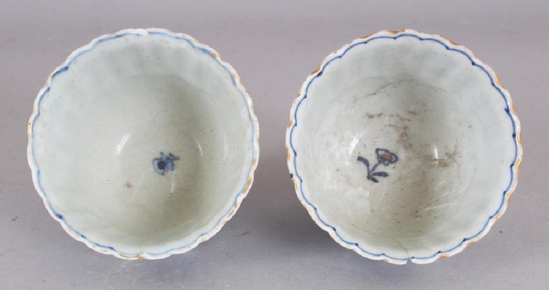 A PAIR OF EARLY 18TH CENTURY CHINESE KANGXI PERIOD - 3