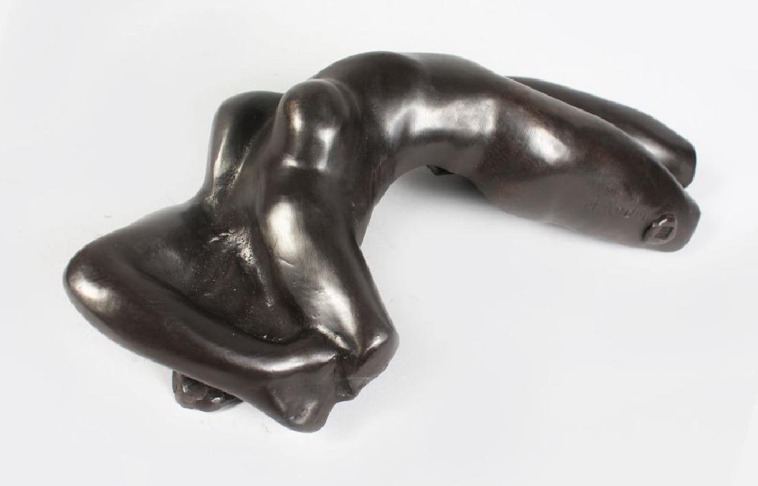 AFTER AUGUSTE RODIN (1840-1917) FRENCH  AN ABSTRACT,