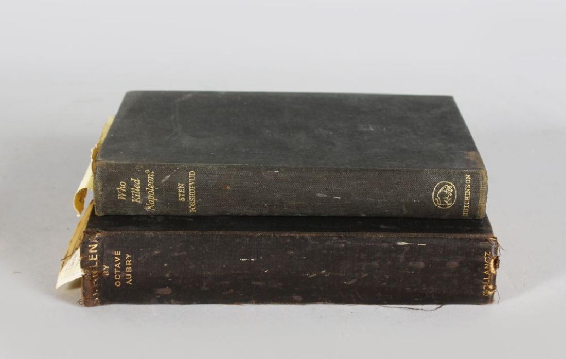 OCTAVE AUBRY, ST HELENA, Published 1937, Victor Golancz