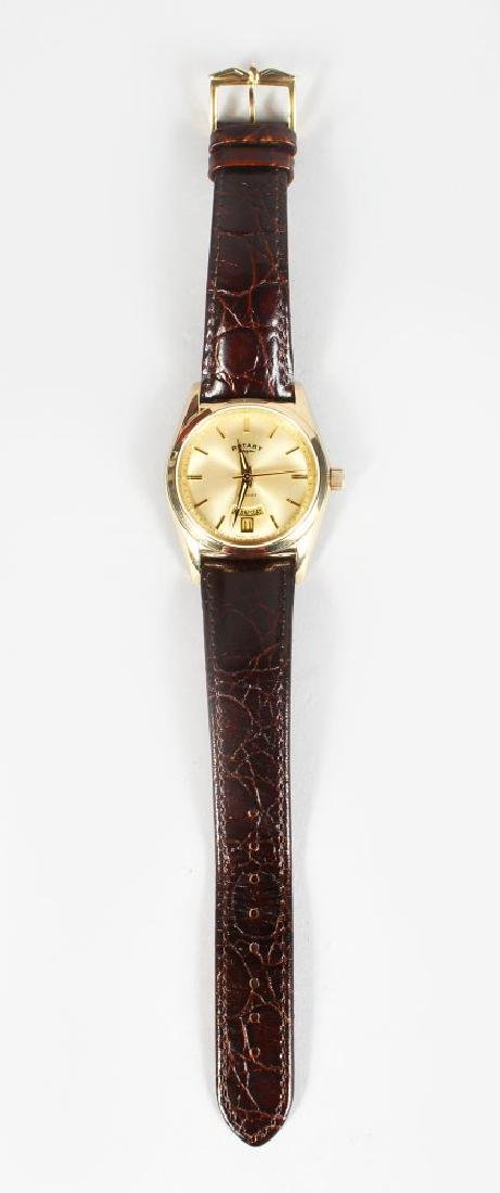 ROTARY, with brown strap in original box - 2