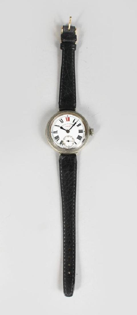 SOLEIL WATCH CO. UNION, with leather strap