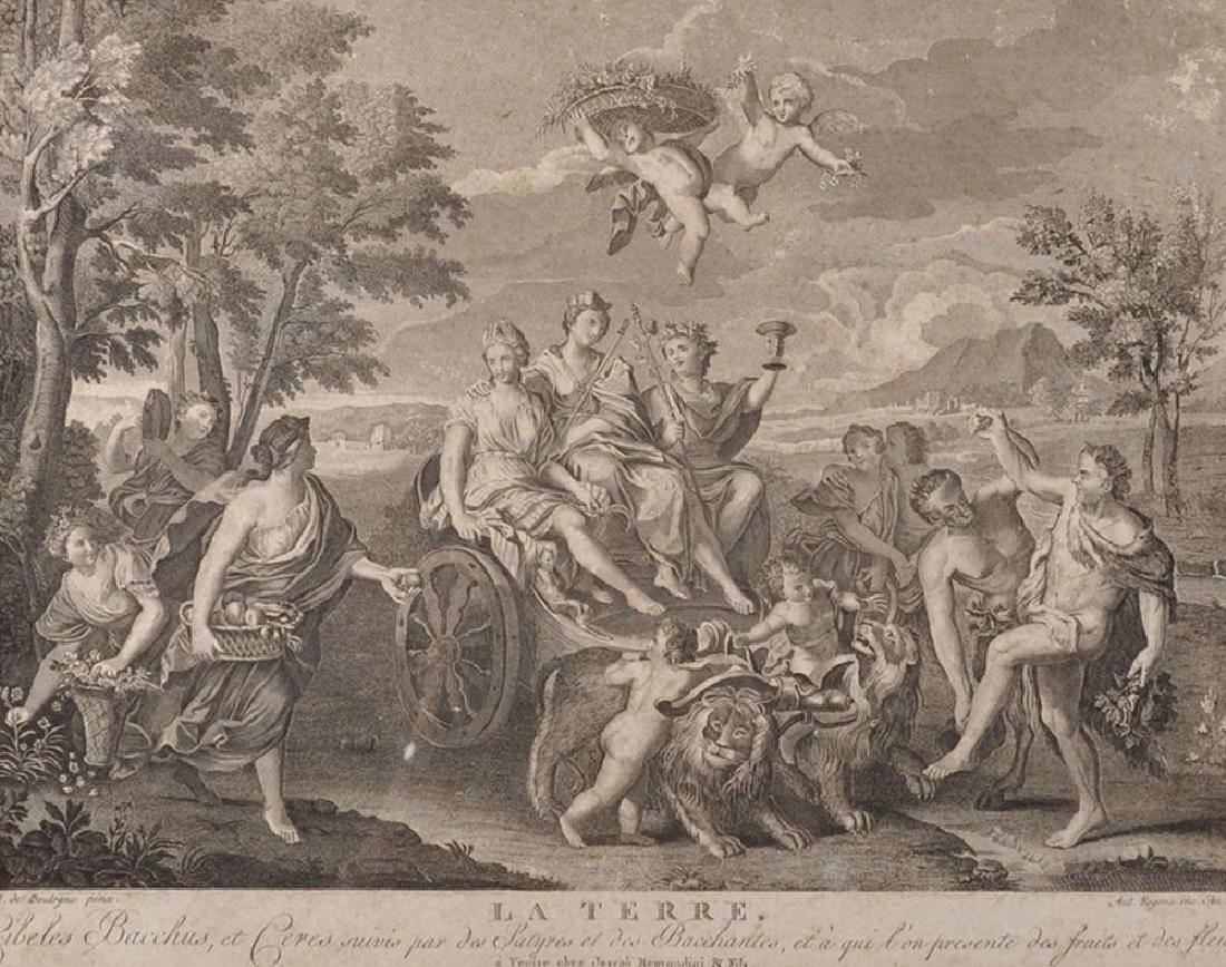 Joseph Remondini (18th Century) after Louis de Boulogne